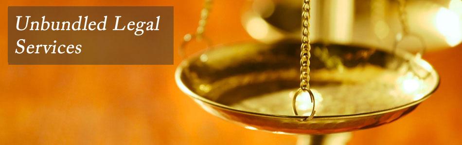 Unbundled Legal Services